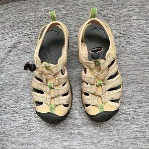 EUC hiking sandals